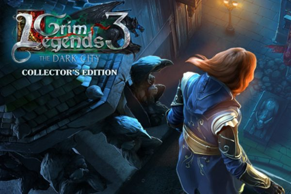 grim legends 3 dark city