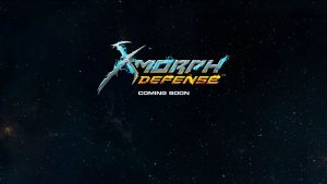 X-Morph Defense logo