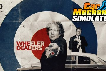 Car Mechanic Simulator Wheeler Dealers