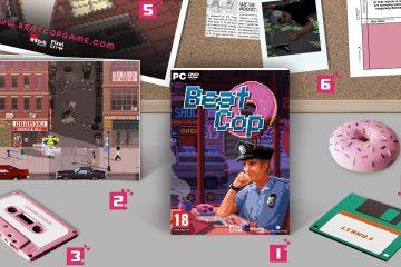 Beat Cop pudełko