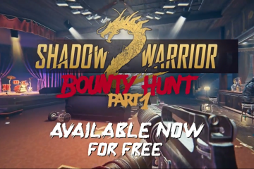 Bounty Hunt Part 1