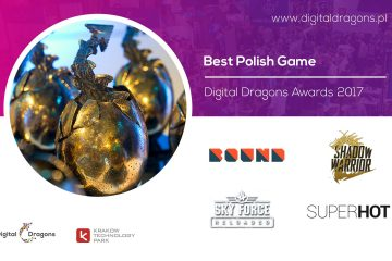 nagrody Digital Dragons 2016