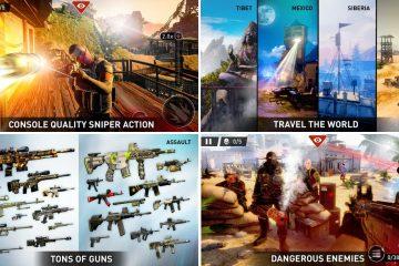Sniper: Hunter iOS