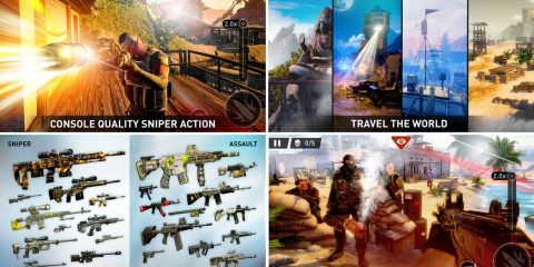 Sniper: Hunter iOS