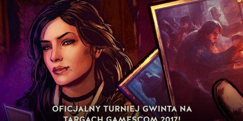 Gwint Gamescom