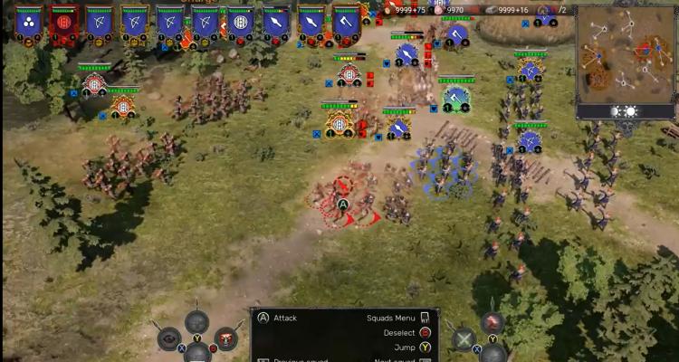 Ancestors gameplay