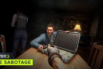 Sniper: Ghost Warrior 3 Sabotage