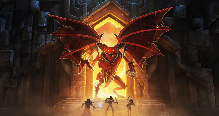 recenzja Book of Demons