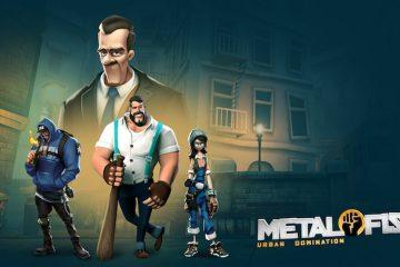 Metal Fist Urban Domination