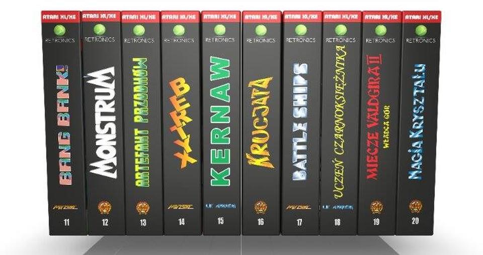 Atari XL/XE Collector's Edition