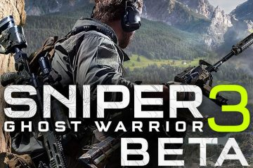 Sniper: Ghost Warrior 3 beta