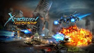 X-Morph Defense art