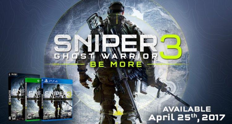 Sniper Ghost Warrior 3