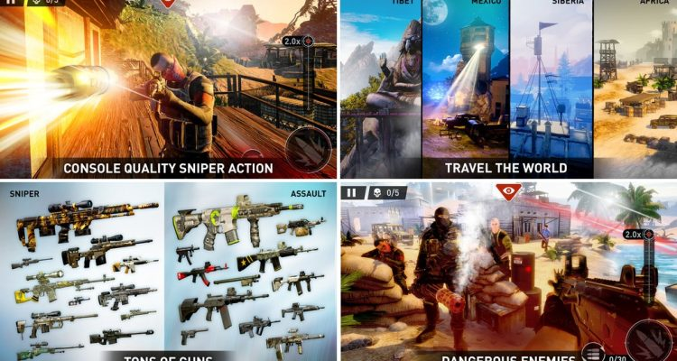 sniper: ghost warrior mobile