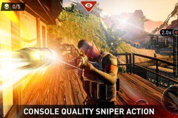 sniper: ghost warrior mobile