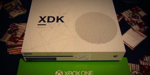 Xbox One devkit