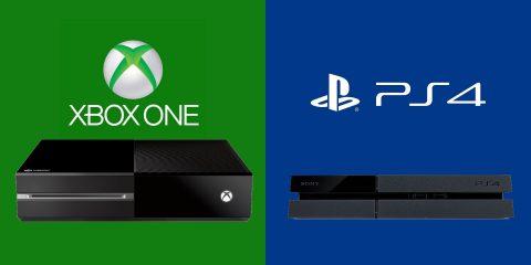 Polskie gry na PS4 Pro Xbox One X