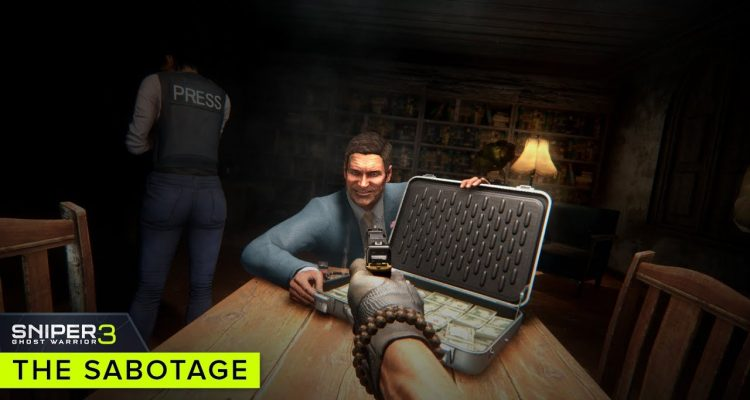 Sniper: Ghost Warrior 3 Sabotage