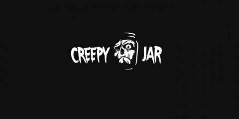 creepy jar
