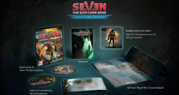 edycja kolekcjonerska Seven: The Days Long Gone