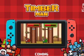 Timberman Switch