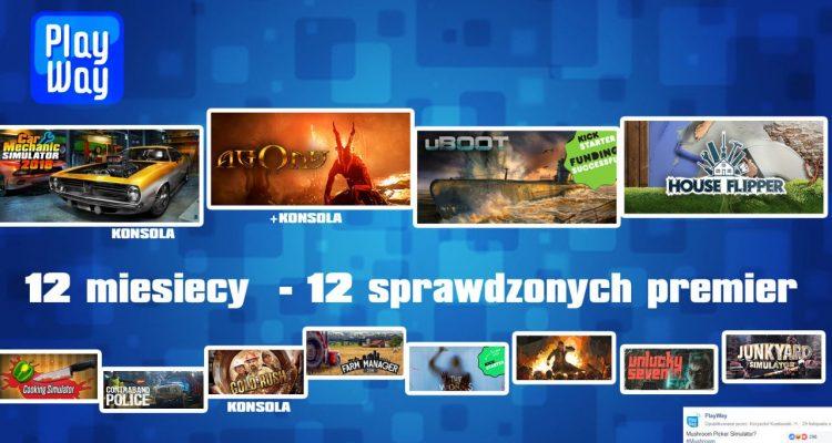 12 premier PlayWay