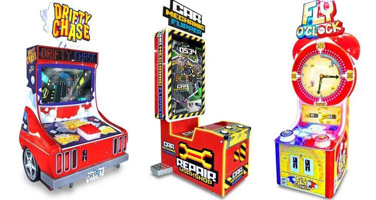 Magic Play - Drifty Chase, Car Mechanic Flipper, Fly O'Clock