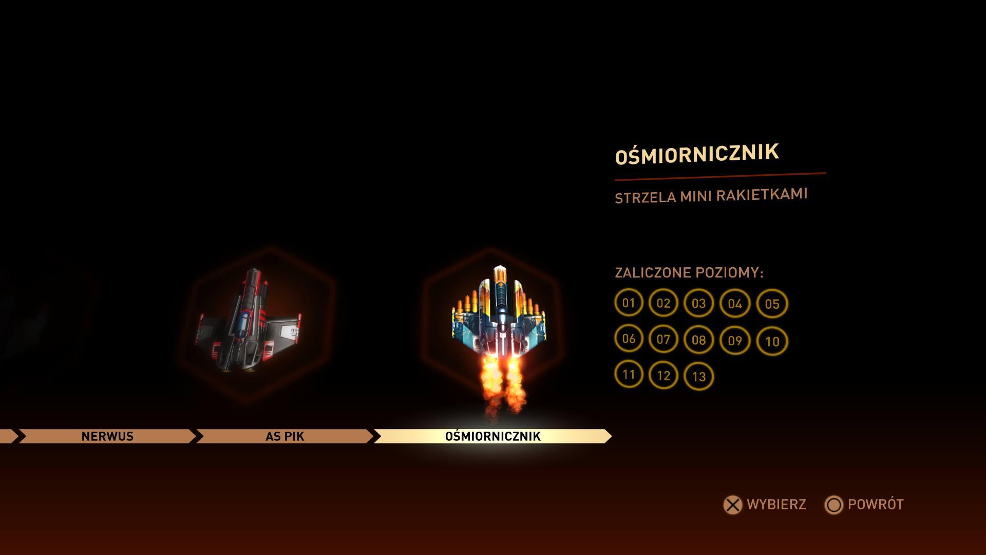 osiągnięcie Rakietowy Rój / Swarm Rockets sky force reloaded