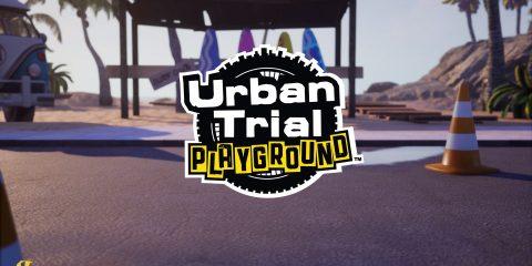 recenzja Urban Trial Playground