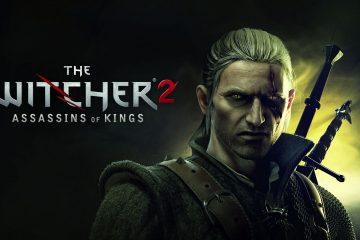Wiedźmin 2 Zabójcy Królów