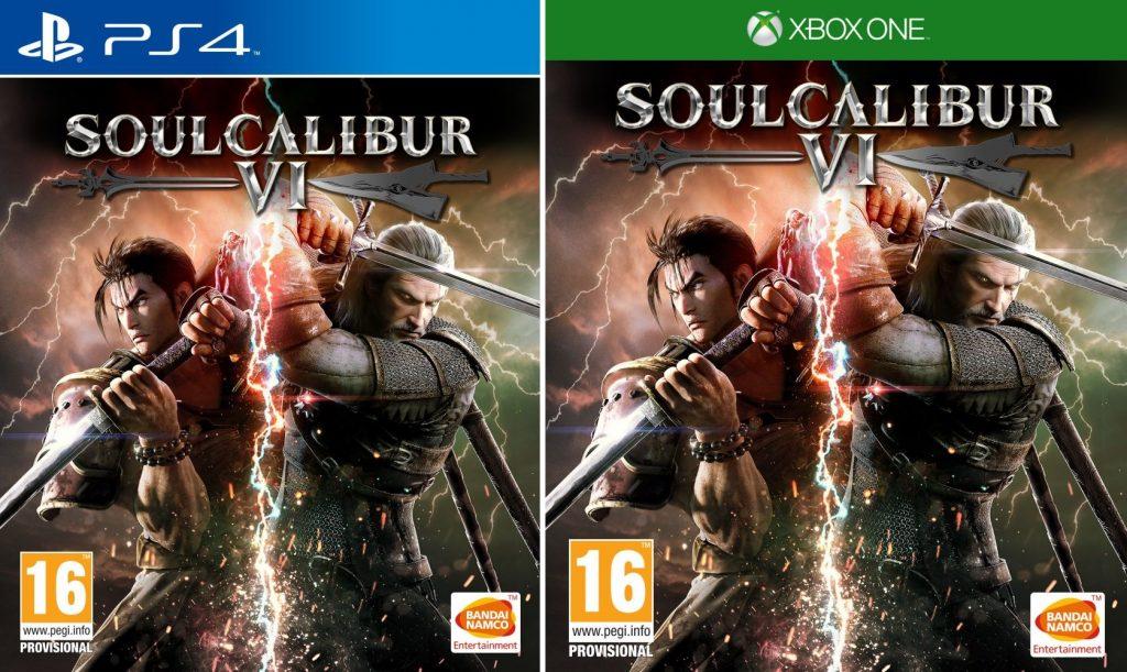 Soulcalibur VI okładka
