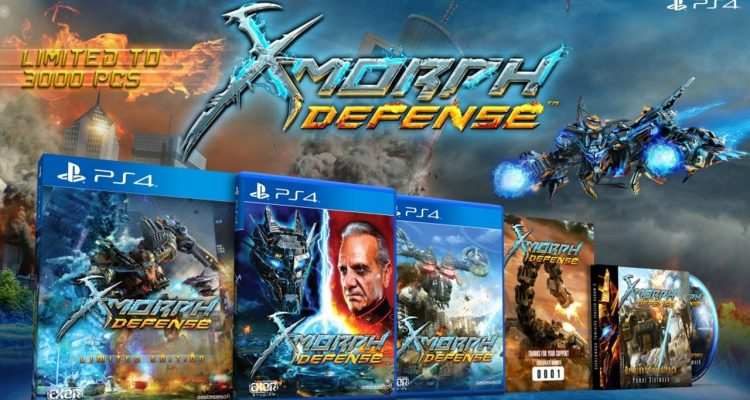 X-Morph Defense Limited Edition