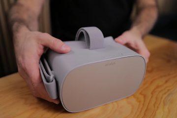 Google Oculus Go od Facebooka