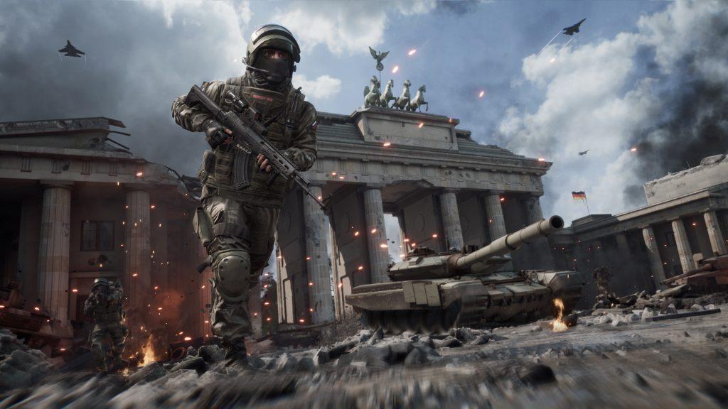 World War 3 - Berlin