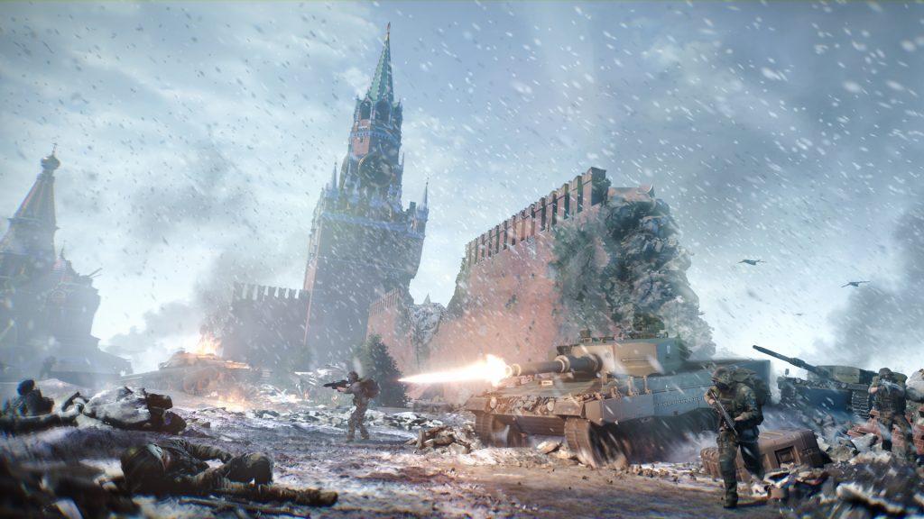 World War 3 - Moskwa