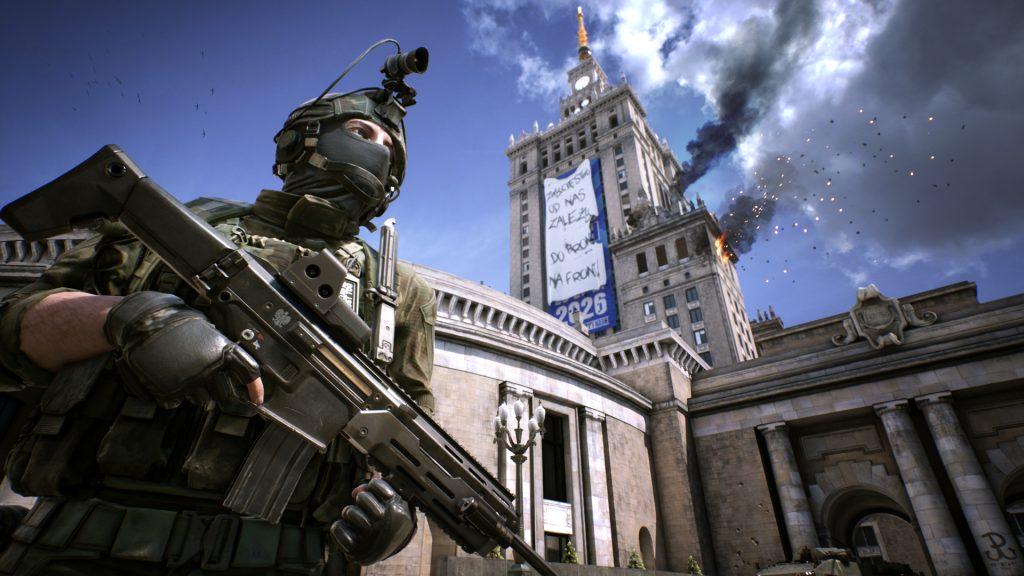 World War 3 - Warszawa