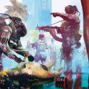 Porównaliśmy grafiki koncepcyjne z trailerem Cyberpunk 2077