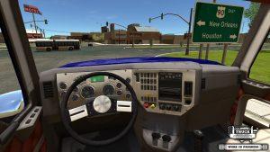 Truck Simulator America