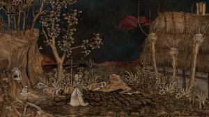 Pewnej nocy w lesie