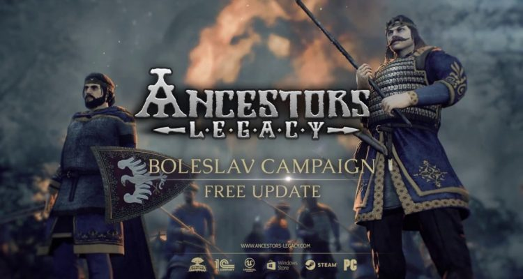 Ancestors Legacy - Bolesław Chrobry (3)