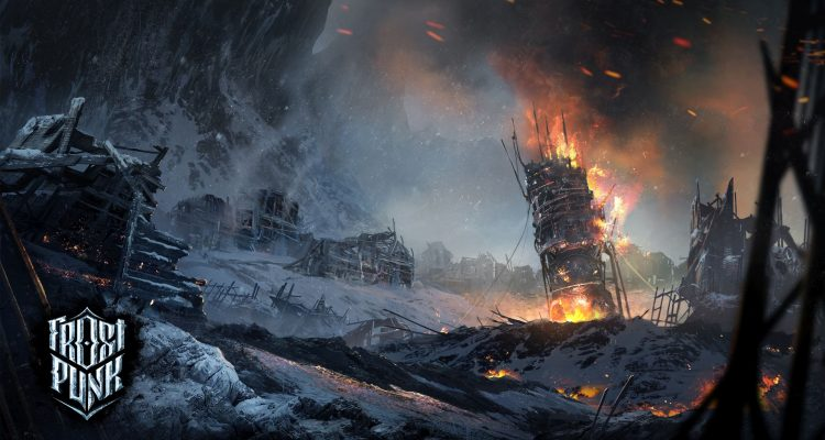 Frostpunk - Fall of Winterhome