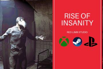 Rise of Insanity poradnik do osiągnięć