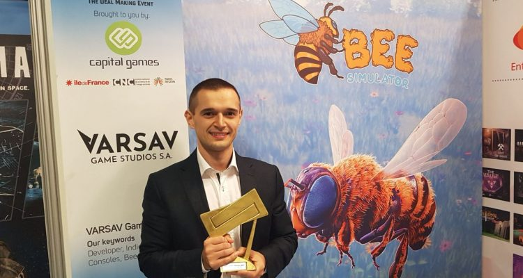 Game Connection Europe 2018 Development Awards