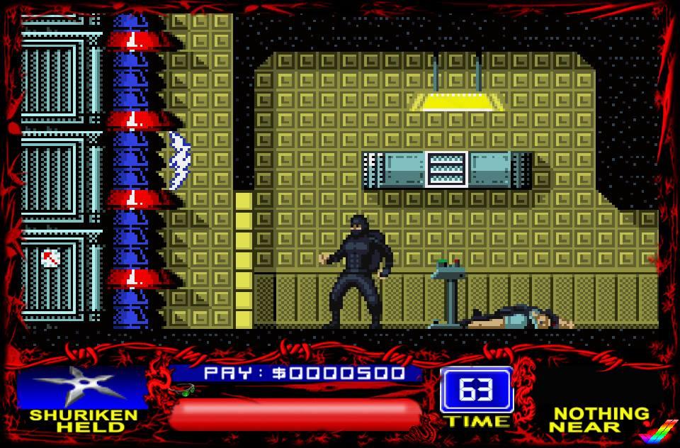 Saboteur! Switch - Atari 2600