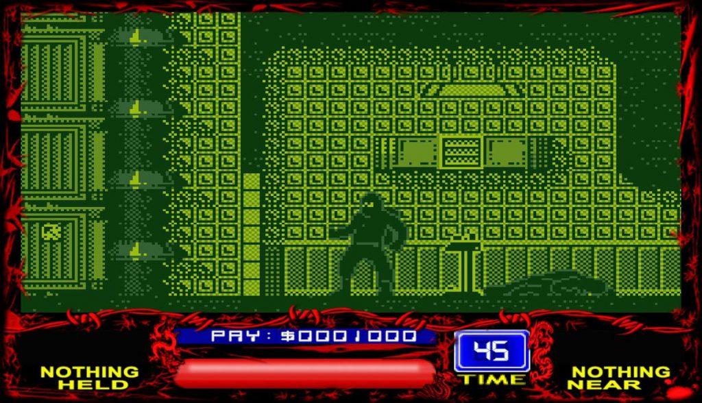 Saboteur! Switch - Game Boy