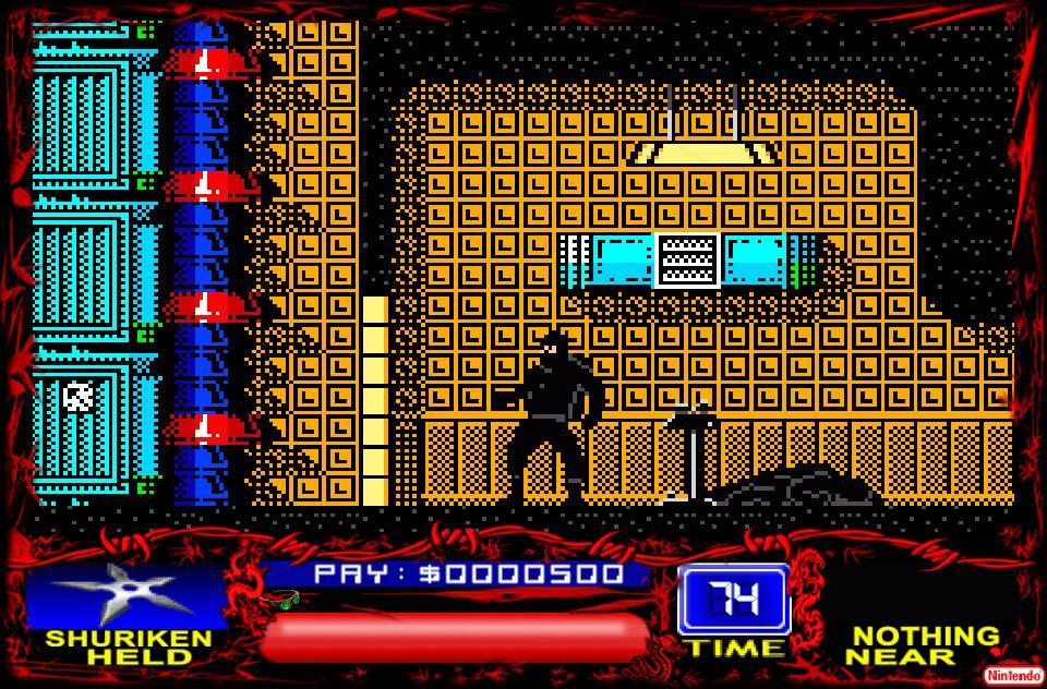Saboteur! Switch - NES