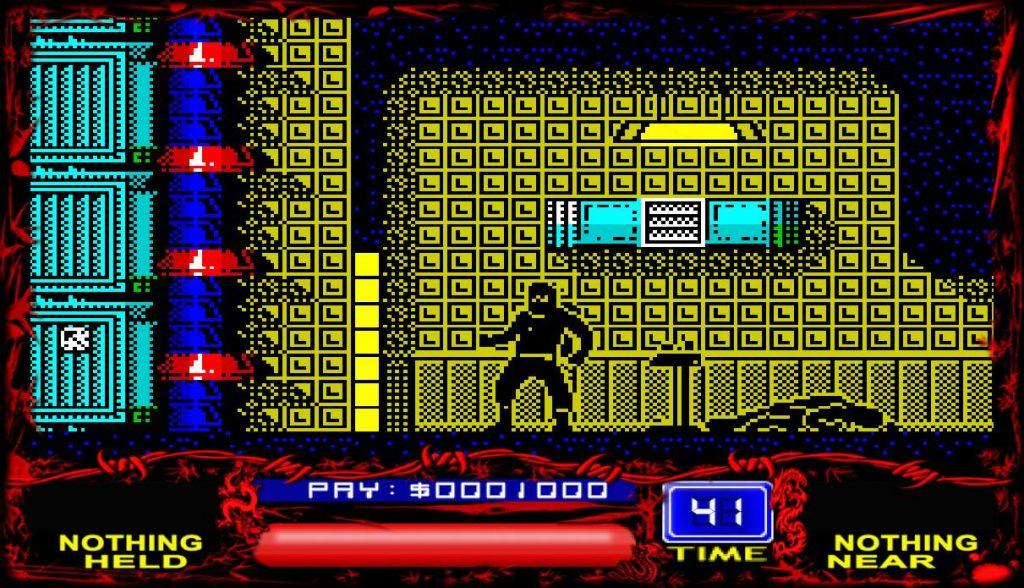 Saboteur! Switch - ZX Spectrum