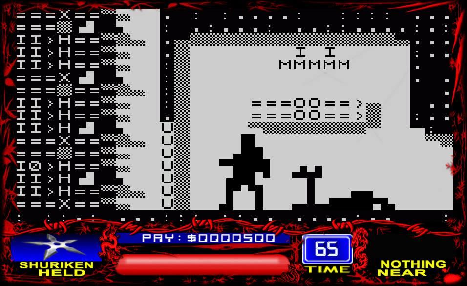 Saboteur! Switch - ZX81