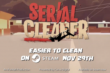Serial Cleaner easy mode