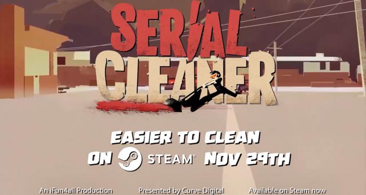Serial Cleaner easy mode